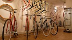 Pristine Bike Shop Amsterdam
