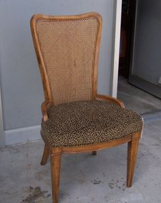 9 Best Animal Print Formal Chair Images On Pinterest