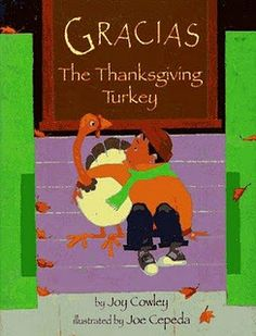 Thanksgiving childrens books read aloud