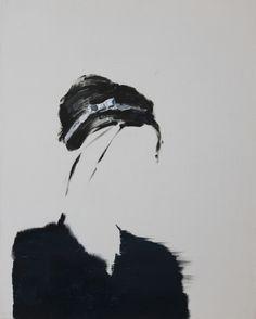Saatchi Online Artist: Kristina Alisauskaite; Oil, 2012, Painting DONT ASK VIII
