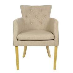 EETKAMERSTOEL VIENNE ZAND #kwantum #najaar #nieuw #stoel