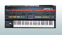 Released in 1981 the Roland JUPITER-8 was an 8-voice polyphonic analog synthesizer masterpiece. http://www.roland.co.uk/blog/beyond-retro