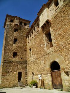 Publicamos el Palacio de Baells  un magnífico ejemplo renacentista de casa señorial #historia #turismo  http://www.rutasconhistoria.es/loc/palacio-de-baells