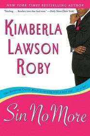 "The 23rd book on my reading goal list is "" Sin no more"" by Kimberla Lawson Roby."