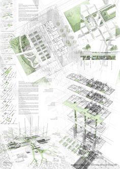 Chris Turner _ Securing Scarcities: The Territorialisation of Production Architecture Building Design, Revit Architecture, Architecture Board, Architecture Portfolio, Poster Layout, Type Setting, Urban Planning, Portfolio Design, Landscape Design