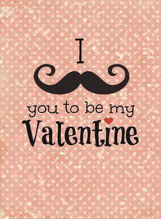 {FREE} Valentine Printables
