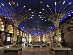 Shopping mall, Dubai