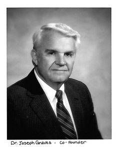 Parkridge Hospital co-founder Dr. Joseph Graves