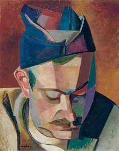 Auguste Herbin (1882-1960) was een Frans kunstschilder. De invloed van het impressionisme en het postimpressionisme is te zien in zijn schilderijen. Het kubisme komt steeds meer naar voren, vooral na 1909 in de Le Bateau-Lavoir studio's. Hier ontmoette hij Pablo Picasso, Georges Braque en Juan Gris. Hij was ook bevriend met Wilhelm Uhde.