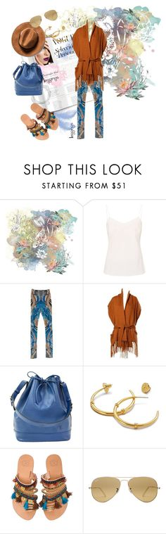 """""""Casual Stroll"""" by kitty-kimber ❤ liked on Polyvore featuring Ted Baker, Alexander McQueen, Kenzo, Louis Vuitton, Tory Burch, Elina Linardaki, Ray-Ban and Leggings"""