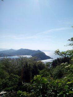 Vistas desde el monte Ulia