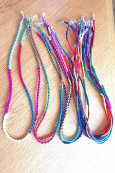 Tribal Boho Chic Eyeglass Lanyard or Holder - Eyeglass Leash- Rainbow Eyeglass Chain- Ethnic Cotton Sunglasses String- Woven Eyewear Holder - LİNA Lanyard Wallet, Birthday Gifts For Teens, Teen Birthday, Beaded Jewelry, Beaded Necklace, Rubber Band Bracelet, Friendship Bracelets, Eyeglasses, Boho Chic