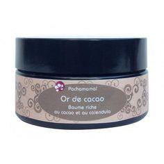 Baume riche - OR DE CACAO - cacao et calendula - 100 ml - SeBio