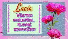 Lucia Všetko najlepšie, hlavne zdravíčko: December