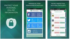 Could your smartphone and tablet apps be posting your information online? Find out and stop them with this app....