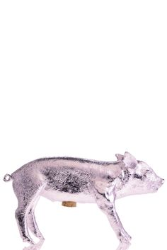 Metallic Piggy Bank