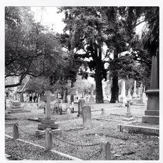 Old cemetery Victoria, British Columbia.