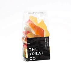 The Treat Company refers to themselves as purveyors of fine foods and collectors of beautiful things, and these are some fine foods. Tartaric Acid, Good Find, Great White Shark, Confectionery, Gifts For Kids, Beautiful Things, Sweet Treats, Tasty, Sweets