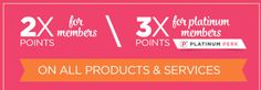 Ulta: FREE Beauty Bag w/ any $30 purchase + 2x/3x pts + more
