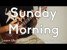 Easy version Intermediate Chordal Fills Welcome to another super easy beginner song lesson with an Intermdiate lesson after on how to make your. Ukulele Books, Ukulele Chords Songs, Ukulele Tabs, Sunday Morning Maroon 5, Easy Ukelele Songs, Music Puns, Elementary Music, Music Classroom, Super Easy