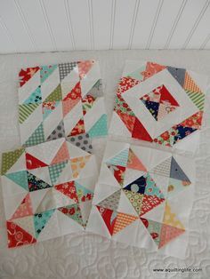 Weekend Quilting & More | A Quilting Life | Bloglovin'