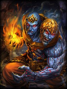 Agni - God of Fire | #SMITE