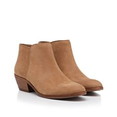 The 'Petty' ankle boot. Available at www.samedelman.com