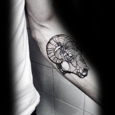 Aries Tattoos for Men - Ideas and Inspiration for Guys