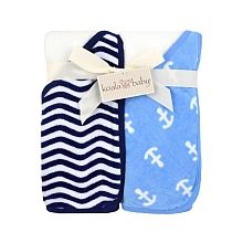 Koala Baby 2-Pack Hooded Towel - Blue