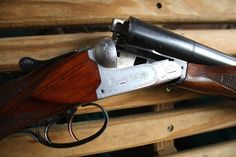 Beretta 12 Gauge Side-by-Side Shotgun