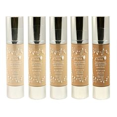 100% Pure Tinted Moisturizer | EWG Rating: 1