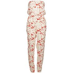 Floral Roxy jumpsuit for summer @spartoouk