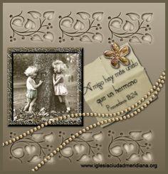 Amistad Friends, Frame, Home Decor, Friendship, Messages, Amigos, Picture Frame, Decoration Home, Room Decor