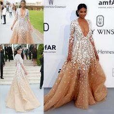 zuhair-murad-champagne-tulle-pageant-celebrity
