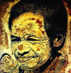 Portrait of male coffee farmer