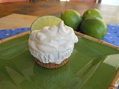 Frozen Citrus Pie- Healthy Eats