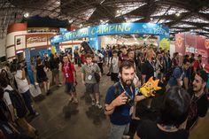 #TimBeta #TimBeta Campus Party Brasil 2018 acontece entre 30 de janeiro e 4 de fevereiro #BetaLab #BetaLab
