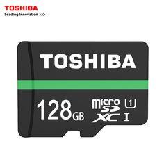 Toshiba Memory Card 128GB 64GB 32GB 16GB micro sd card Class10 UHS-1 Flash card Memory Microsd for Smartphone/Tablet 8GB Class 4