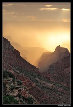 East end of the South Rim - Grand Canyon National Park