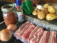 Delicious Slow Roasted Pork Belly Strips Are Like Sex On A Plate – Lovin Dublin Sliced Pork Belly Recipe, Pork Belly Recipe Oven, Slow Cooker Pork Belly, Pork Belly Recipes, All You Need Is, Pork Strips, Roast Pork Belly Strips, Chicharrones, How To Cook Pork