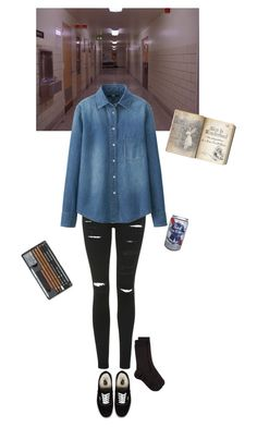 Inspired by Teddy from Palo Alto by radical-female on Polyvore