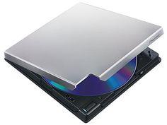 Pioneer BDR-XD05S 6X Exterior Blu-ray Burner, Silver