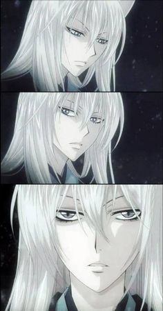 Kamisama Hajimemashita- I love tomoe with long hair and poker face. I mean he looks super hot.