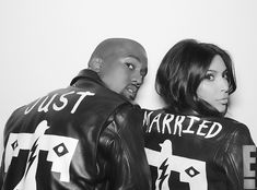 needs these jackets like kim and kanye when we get married