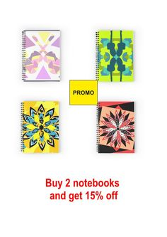 #promo: buy 2 #notebooks, get 15% off. #school #stationery #write #diary #pencil http://www.redbubble.com/people/cocodes/shop/spiral-notebooks?ref=artist_shop_product_refinement