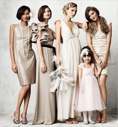 - Bridesmaid Dresses: I LOVE this eclectic style for bridesmaid dresses, it has timeless elegance and a uniform color for the bridal party. Yet, it also presents an interesting and unique approach to each individual girl, I love this style. Chic Wedding, Wedding Styles, Dream Wedding, Wedding Day, Wedding Tips, Wedding Stuff, Wedding Gowns, Casual Wedding, Wedding Album