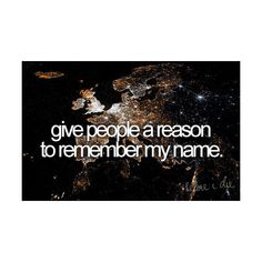 actions speak louder than words, found on #polyvore. bucket list #pictures before i die #quotes