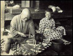 Old Time Japan