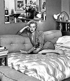 Marilyn Monroe photographed by John Florea, 1951.