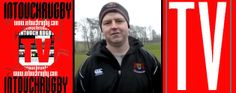 InTouch TVVVVVVVVVVV Andrew Craig Banbridge Academy Rugby Coach Comments Post II XV Schools' Cup Game now live on www.intouchrugby.com!!!!!!!!!